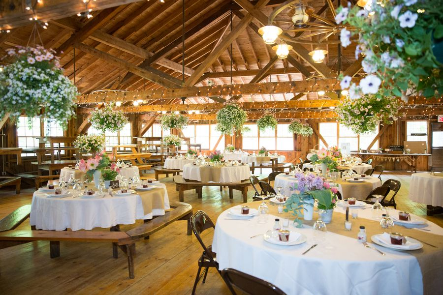 Maine summer camp wedding rustic wedding chic for Wedding venues in maine