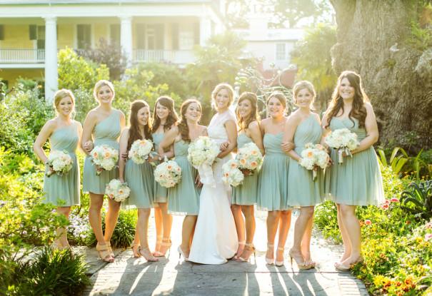 Plantation Wedding In Louisiana