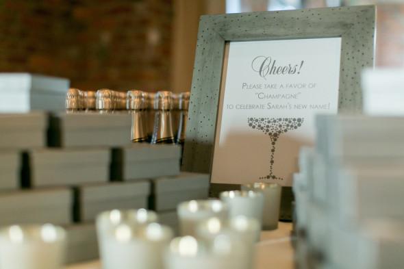 Mini Champagne For Wedding
