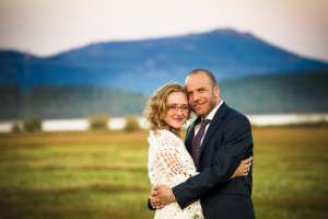 Wedding In A Field: Jessie + Ethan