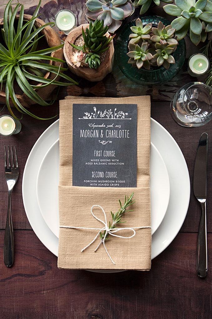 Ways to fold a napkin rustic wedding chic - Unique ways to fold napkins ...