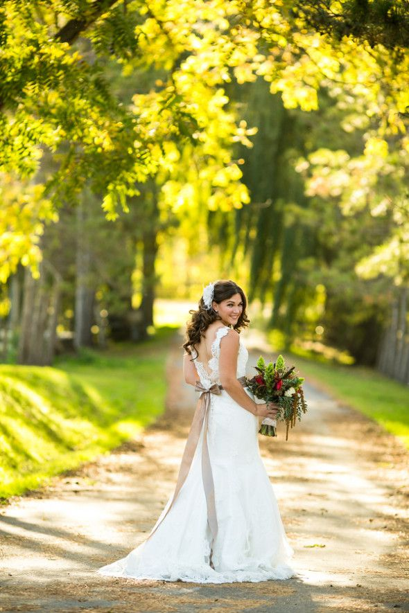 Country Elegant Bride