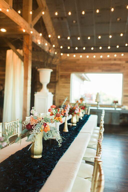 Fancy Barn Wedding