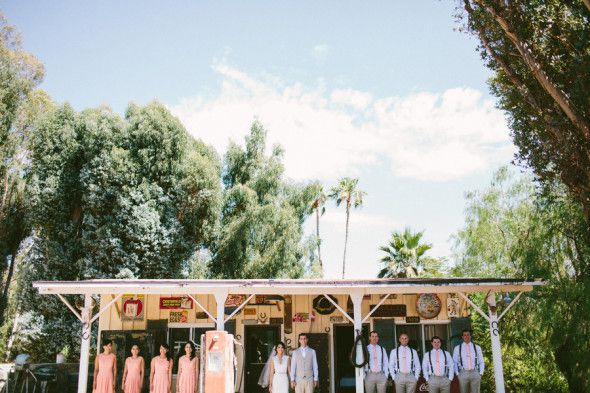 Amazing outdoor ranch wedding with elegant decor and beautiful design.
