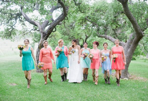 Destination Ranch Wedding: Danielle + Charlie