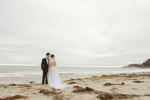 Beautiful beach destination wedding with lovely details and stunning ideas.