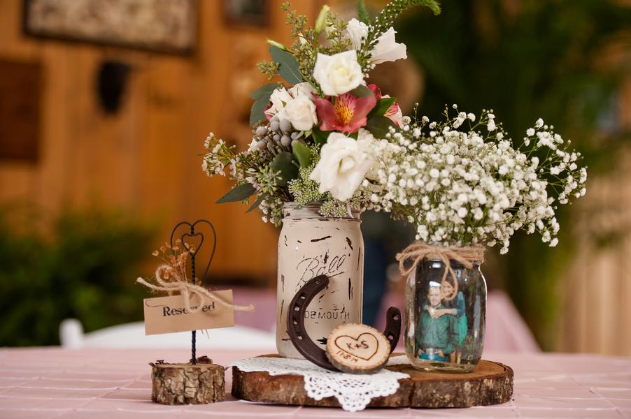 Country Florida Barn Wedding - Rustic Wedding Chic