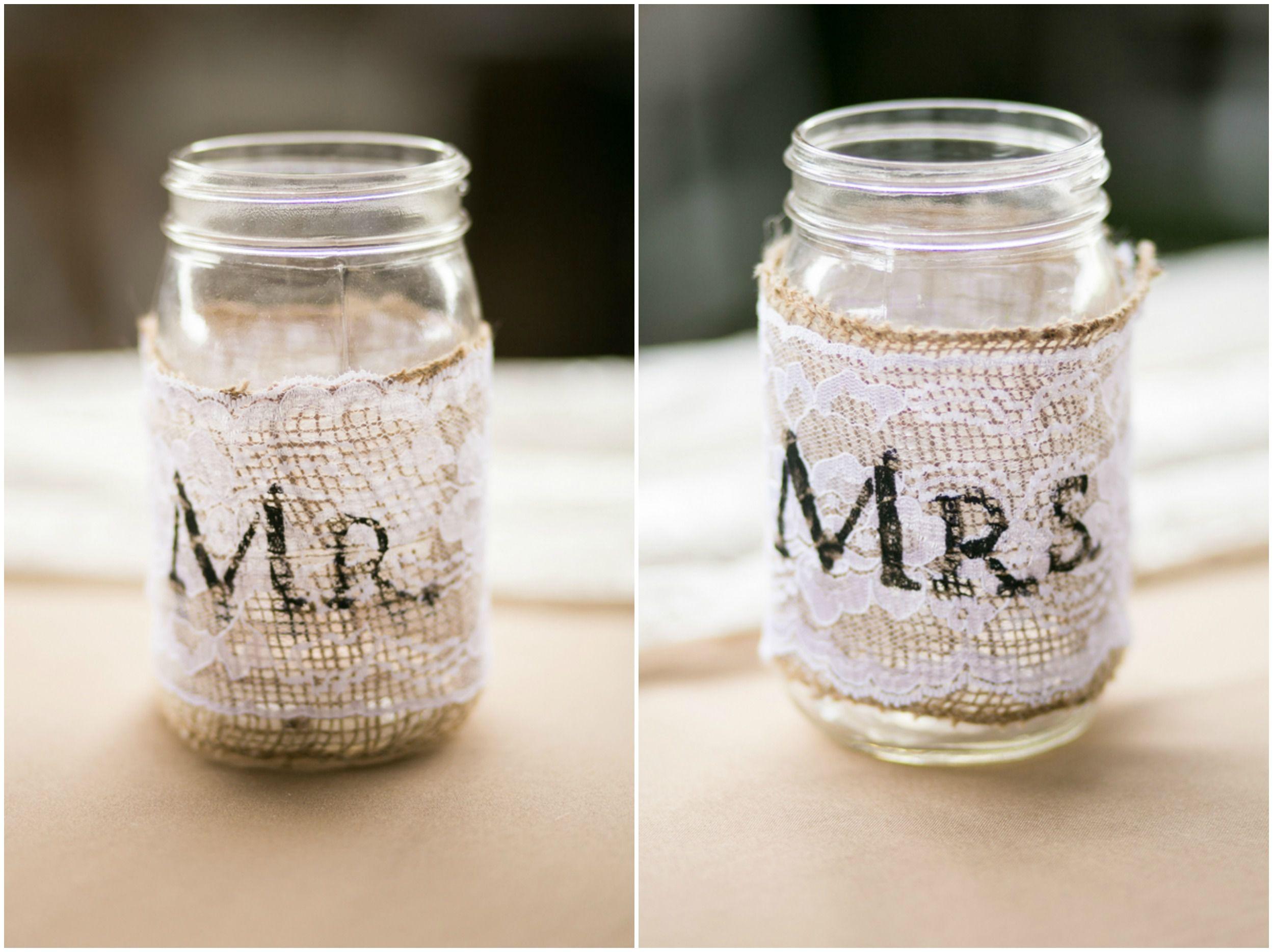 Romantic Winery Wedding - Rustic Wedding Chic