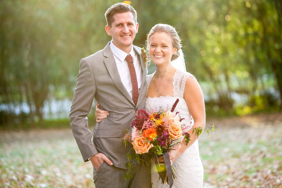 Fall Wedding Rustic