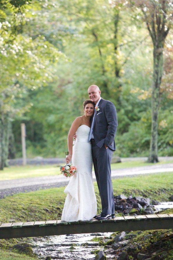 Rustic Poconos Wedding Rustic Wedding Chic