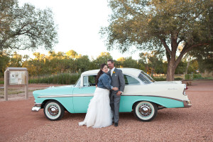 New Mexico Western Wedding