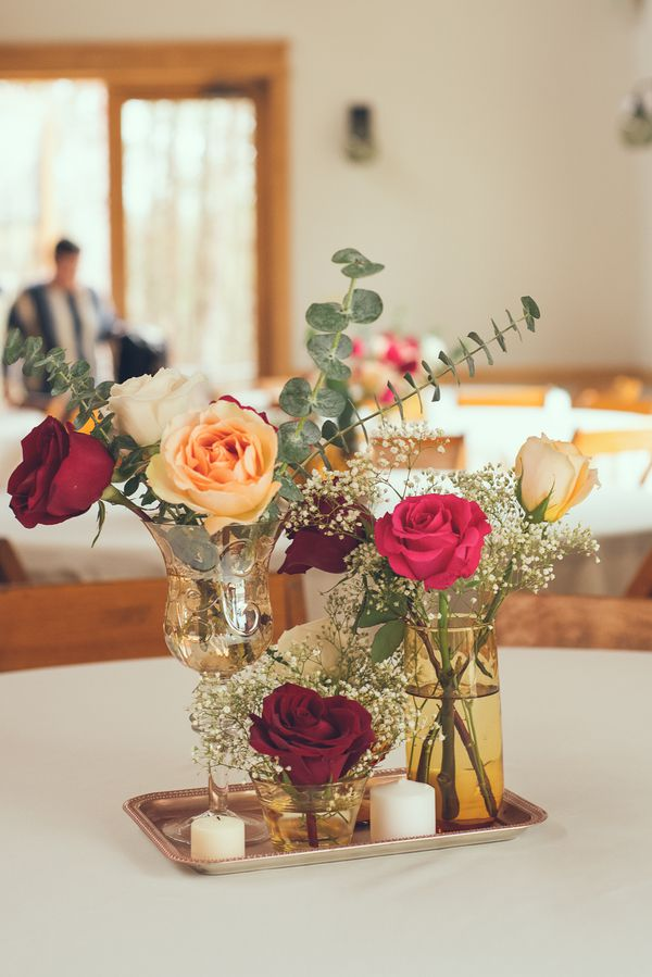 intimate chic rustic wedding rustic wedding chic