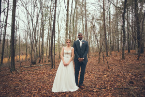 Intimate Chic Rustic Wedding