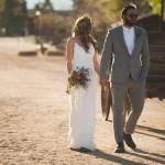 Rustic Hip Wedding