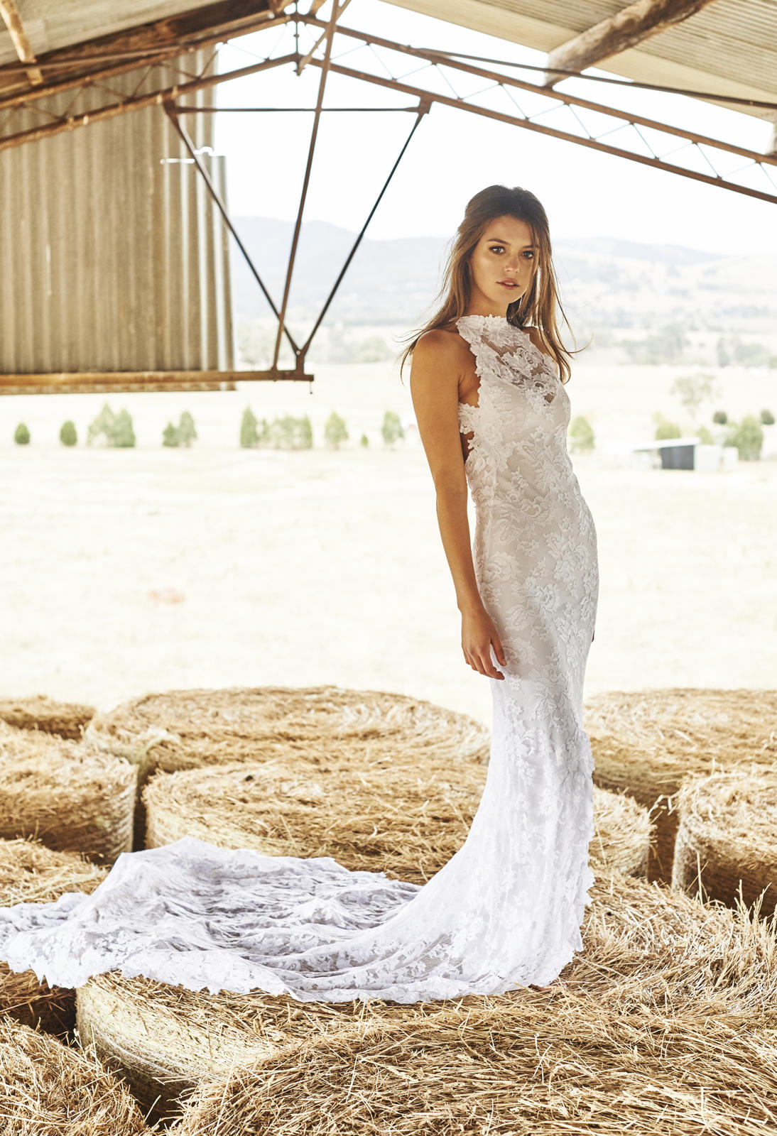 Grace Loves Lace Wedding Dresses - Rustic Wedding Chic - photo#17