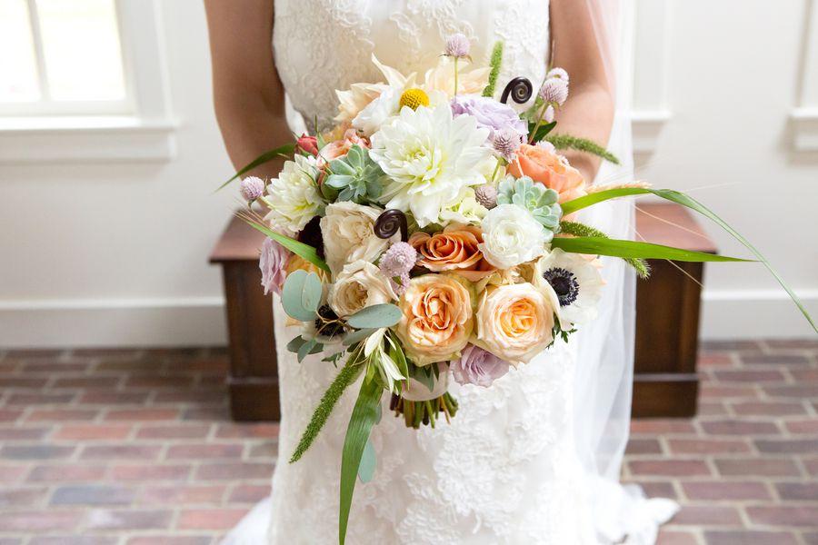 New York State Barn Wedding - Rustic Wedding Chic