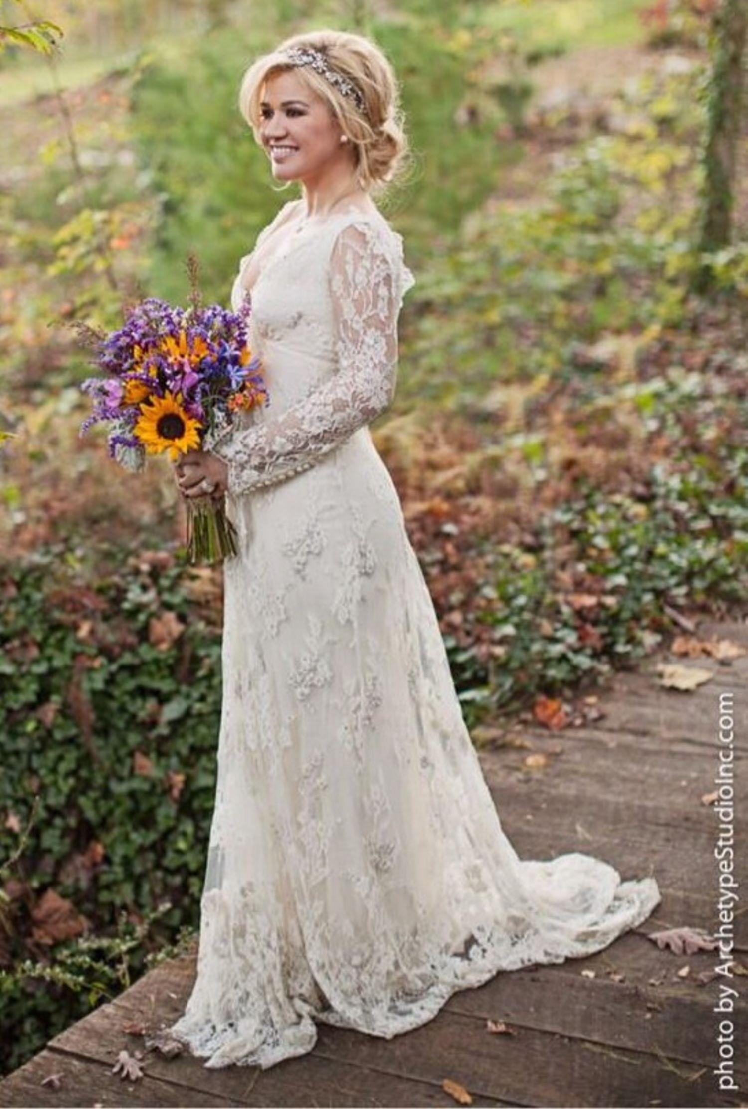 Kelly Clarkson Wedding: Kimberly Perry Wedding Dress At Reisefeber.org
