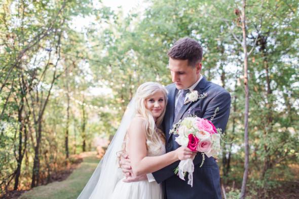 Rustic Forest Wedding