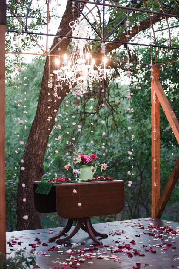 Oklahoma Enchanted Barn Wedding Rustic Wedding Chic