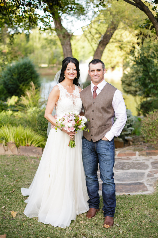 Rustic Wedding With Pink Theme Rustic Wedding Chic
