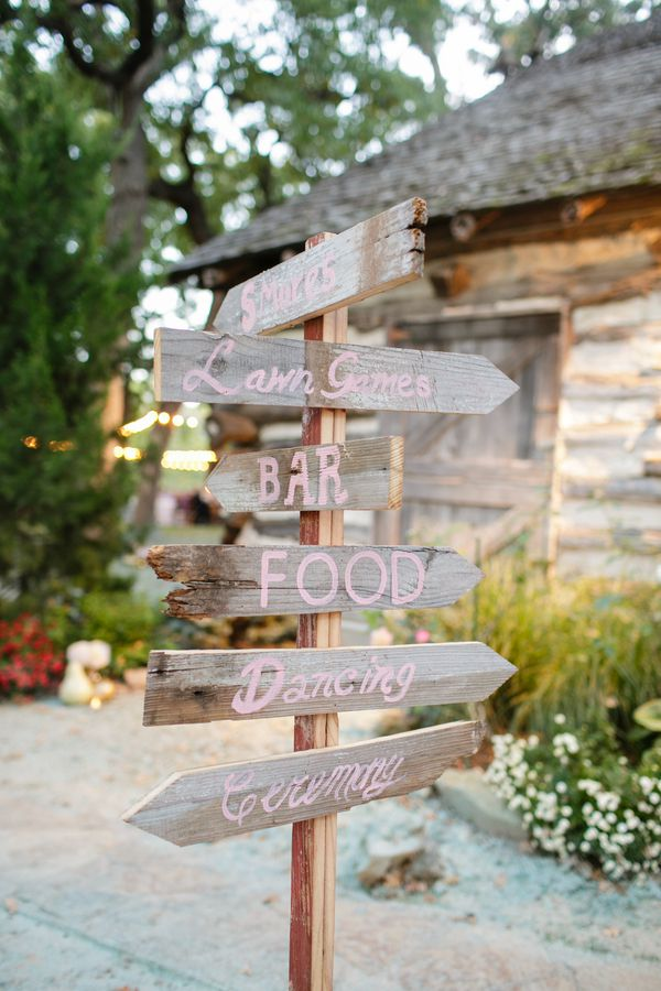 Rustic wedding with pink theme rustic wedding chic rustic wedding sign junglespirit Choice Image