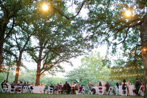 Rustic Wedding With Pink Theme