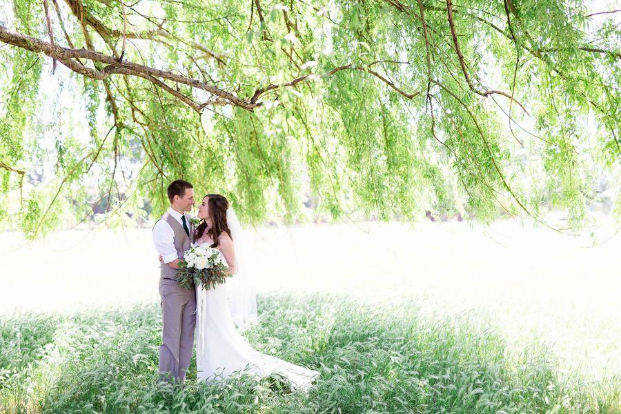 Rustic Elegant Ranch Wedding
