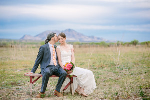 Arizona Rustic Farm Wedding