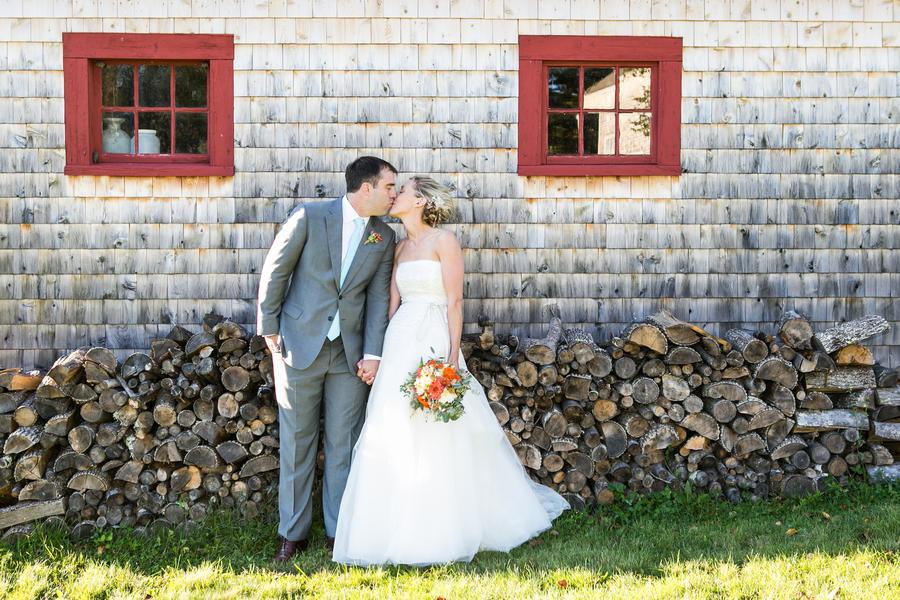NH Farm Wedding