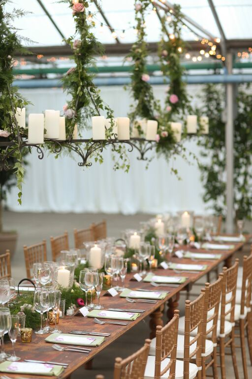 Rustic Black Tie Wedding - Rustic Wedding Chic