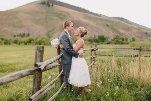 Outdoor Ranch Wedding: Ciera + Eric