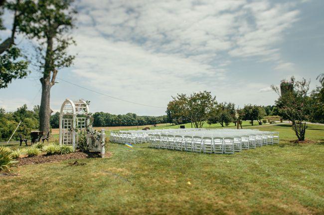 Virginia Country Barn Wedding - Rustic Wedding Chic