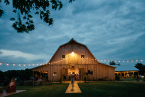 Virginia Country Barn Wedding