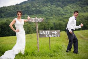 Vermont Farm Wedding At Bliss Ridge