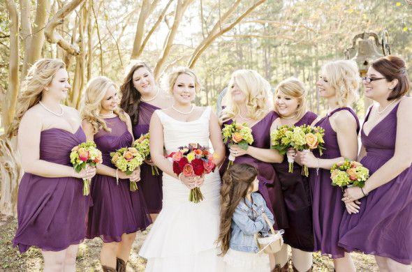 Country Fall Wedding