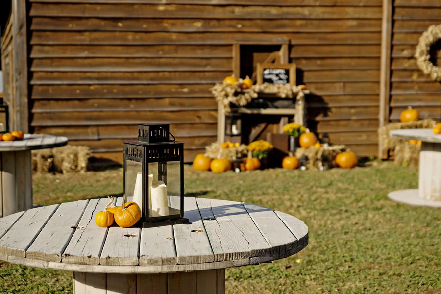 Fall Wedding Ideas For A Rustic