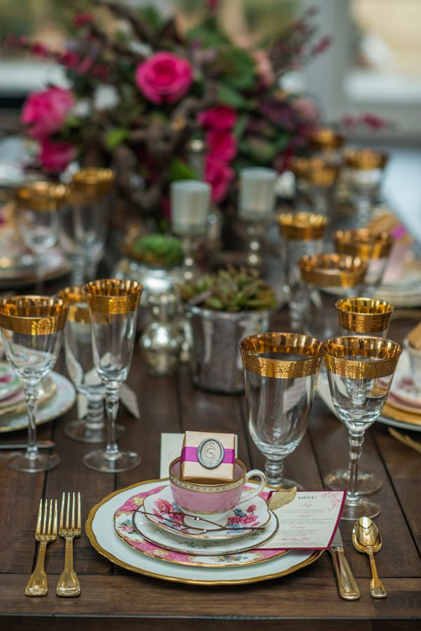 ideas for a glamours rustic wedding