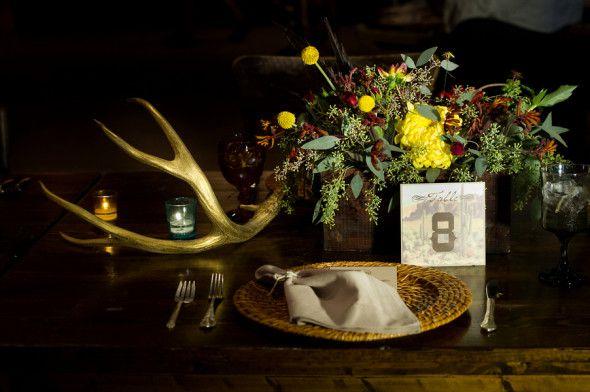 Ranch-Inspired Rehearsal Dinner - Rustic Wedding Chic