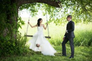 New York Vineyard Style Wedding