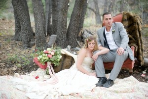 Summer Woodland Wedding