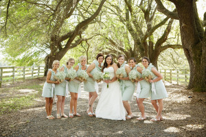 Outdoor Southern Plantation Wedding