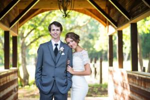 Georgia Farm Wedding: Haley + Andrew