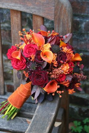 30 fall wedding bouquets rustic wedding chic