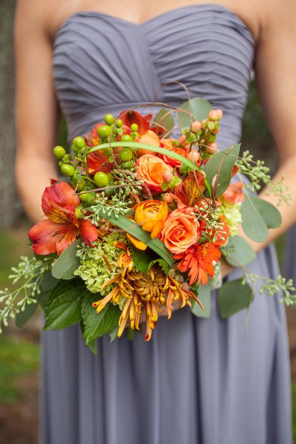 30 fall wedding bouquets rustic wedding chic for Bouquet chic