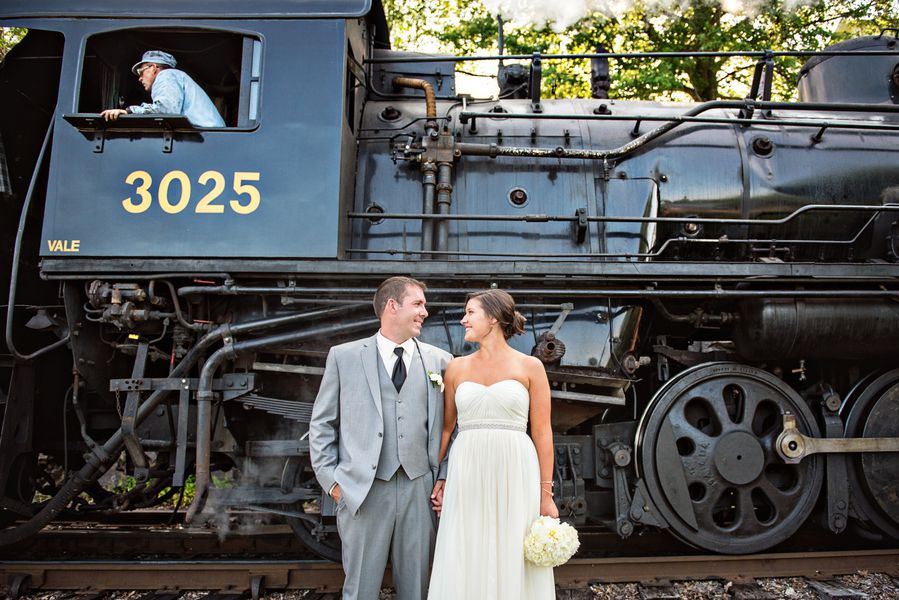 Rustic Connecticut Wedding