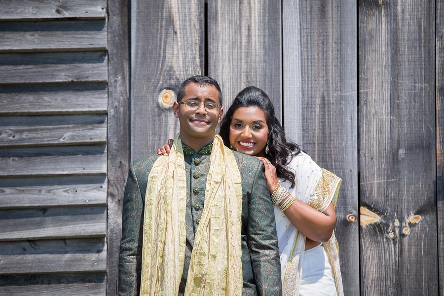 Rustic Indian Wedding