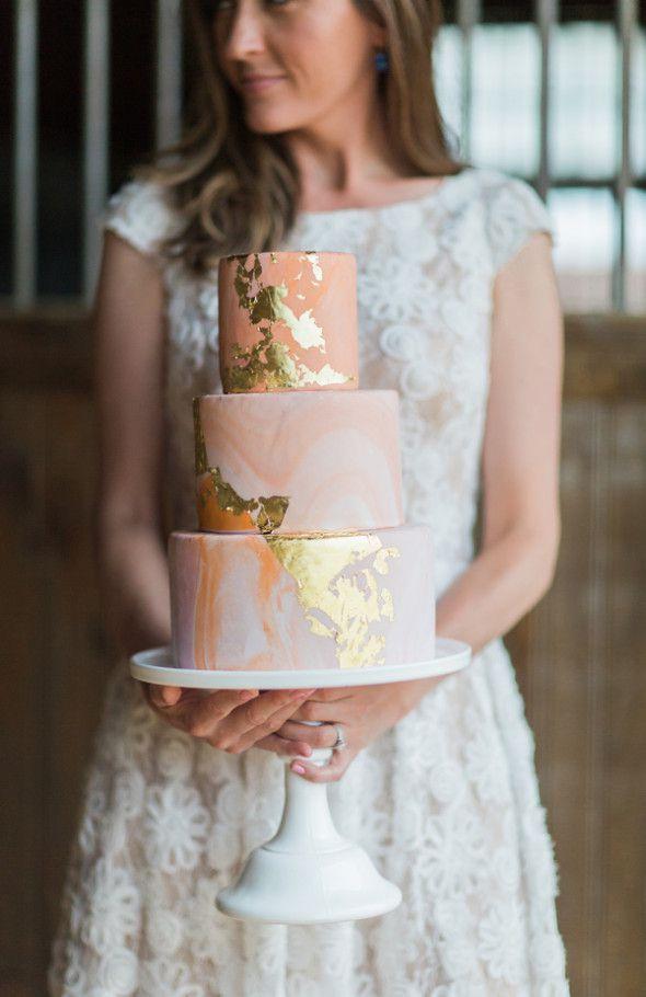 Colorful Farm Wedding
