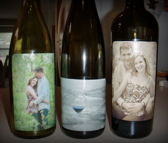 Decorate A Bottle: 15 Ways To Decorate Your Wedding With Wine Bottles
