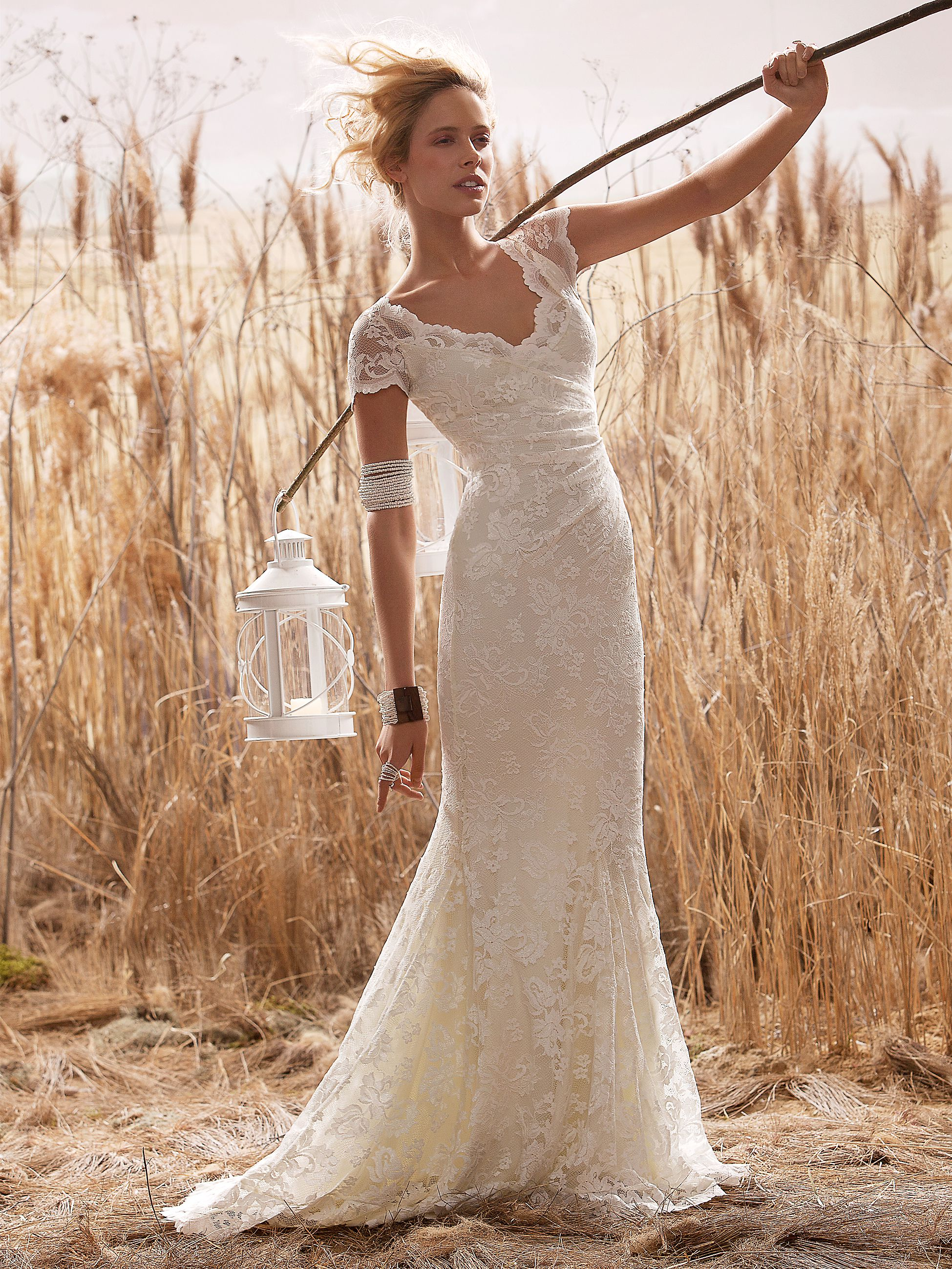 Wedding Gowns From Olvi\'s - Rustic Wedding Chic