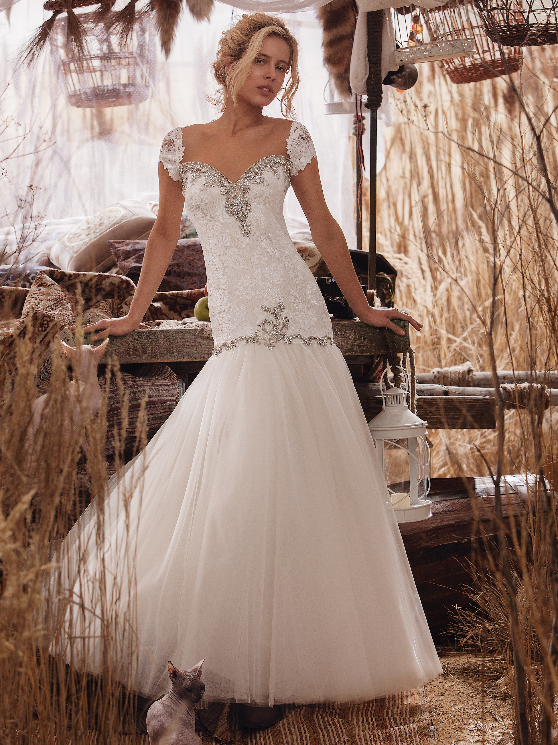 Wedding Gowns From Olvi's - Rustic Wedding Chic - photo#17